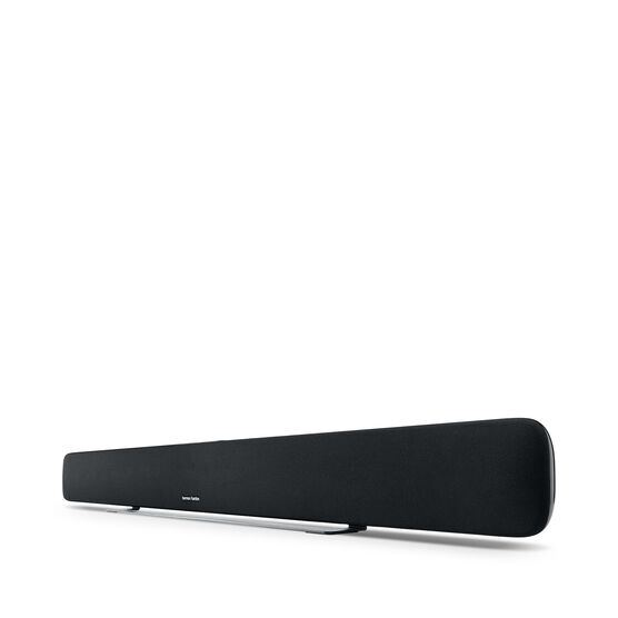 Omni Bar Plus - Black - Wireless HD Soundbar - Detailshot 1