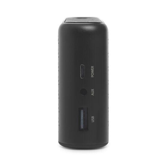 Traveler - Black - All-in-one travel speaker - Detailshot 1