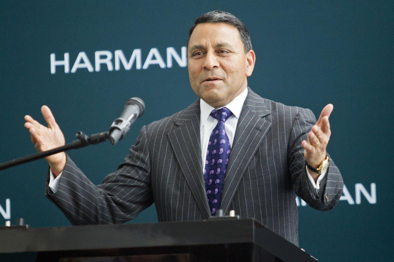 Harman Kardon CEO: Dinesh Paliwal