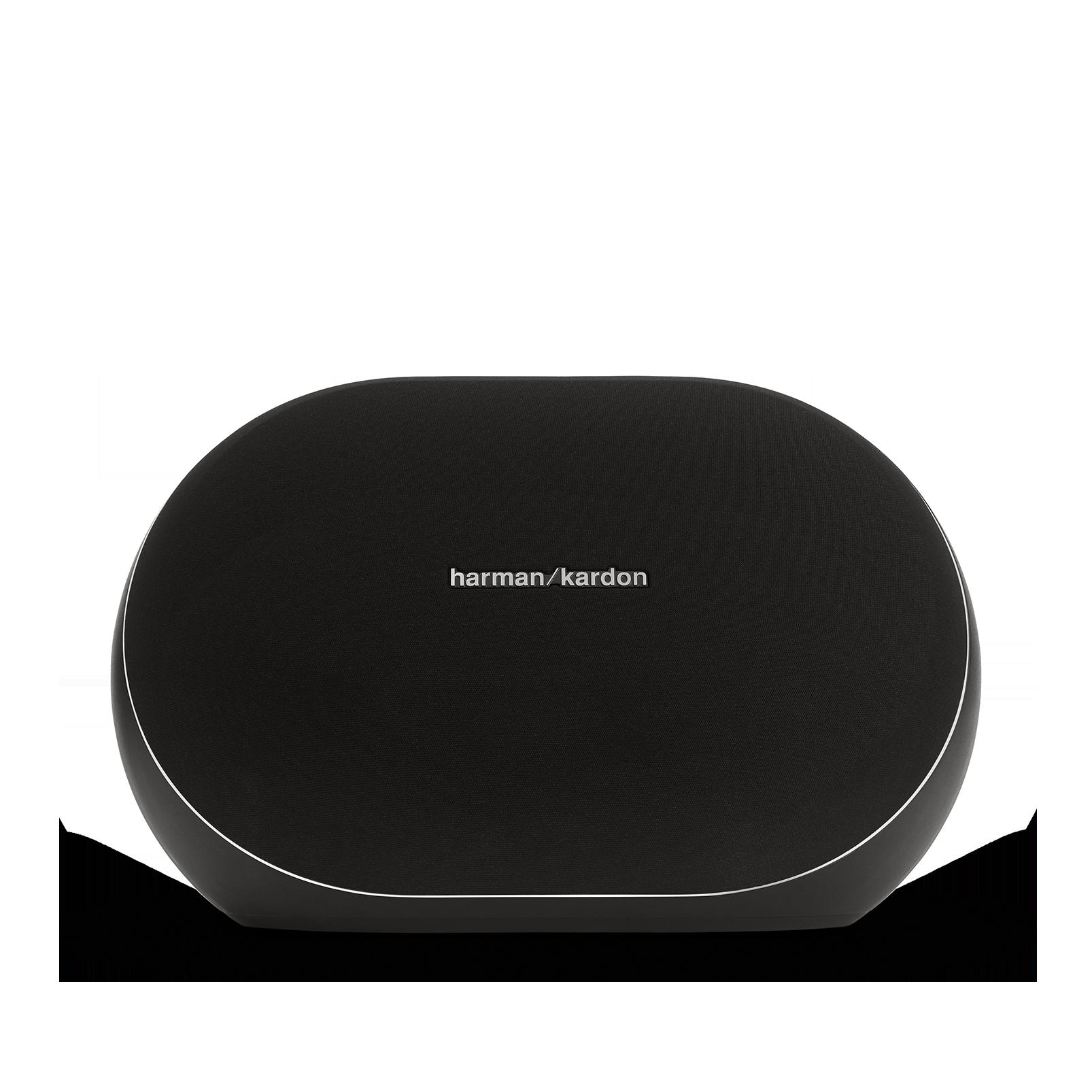 Omni 20 Plus - Black - Wireless HD stereo speaker - Front