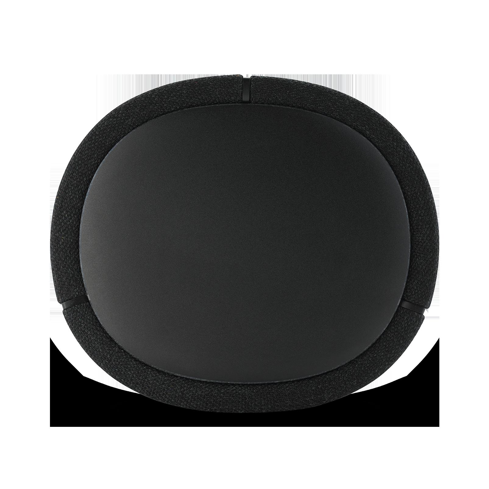 Harman Kardon Citation Tower - Black - Smart Premium Floorstanding Speaker that delivers an impactful performance - Detailshot 3