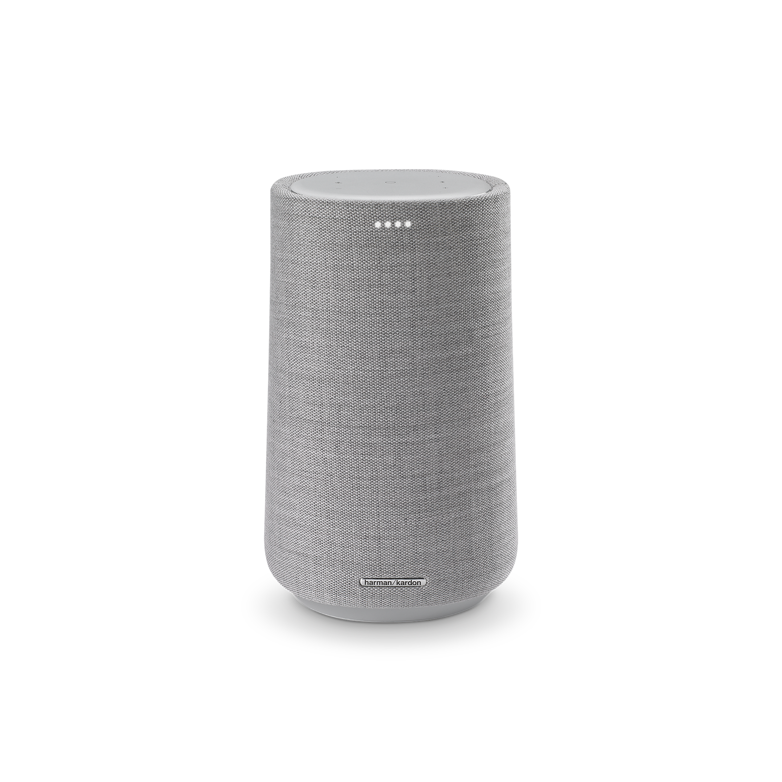 Harman Kardon Citation 100 MKII - Grey - Bring rich wireless sound to any space with the smart and compact Harman Kardon Citation 100 mkII. Its innovative features include AirPlay, Chromecast built-in and the Google Assistant. - Front