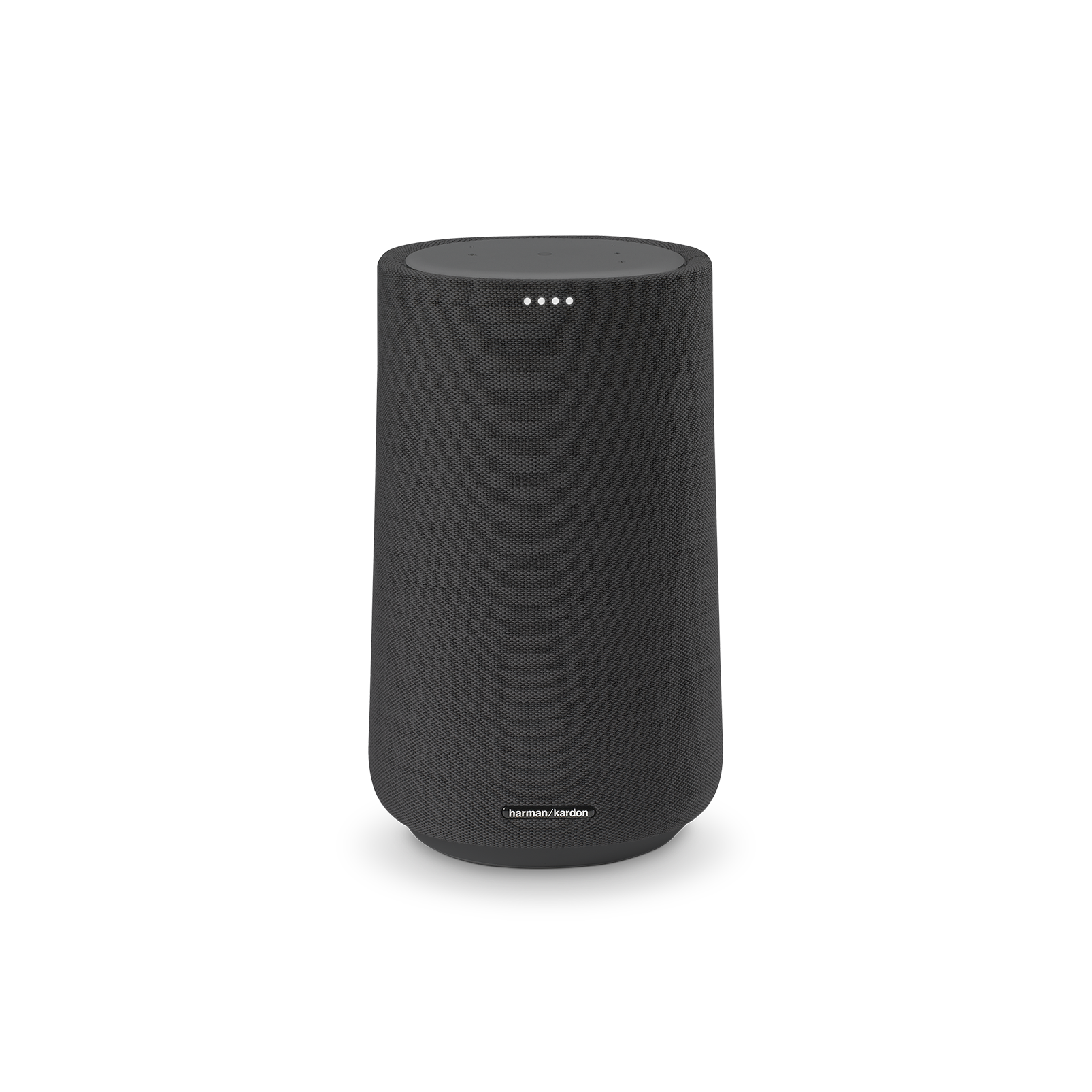 Harman Kardon Citation 100 - Black - The smallest, smartest home speaker with impactful sound - Front