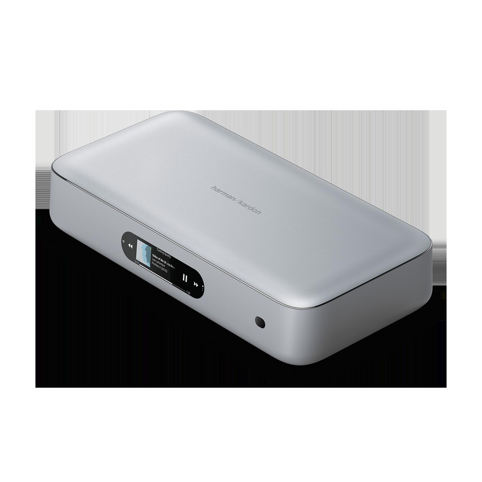 Harman Kardon Citation Adapt - Grey - The compact wireless digital AV  adapter - Hero