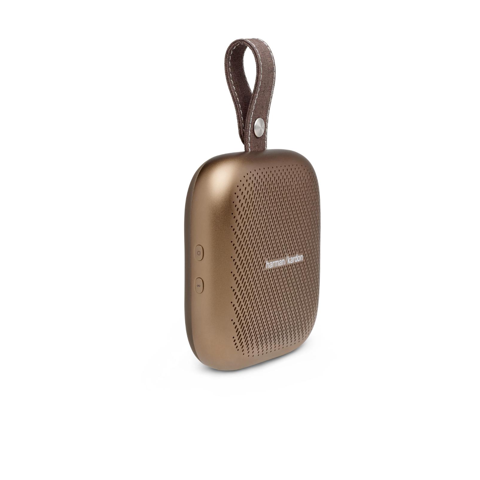 Harman Kardon Neo - Copper - Portable Bluetooth speaker - Detailshot 2